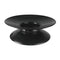Display Pedestal Stand - Black Melamine