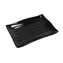 Wavy Ribbed Display Tray - 301 x 210 x 30mm - Melamine