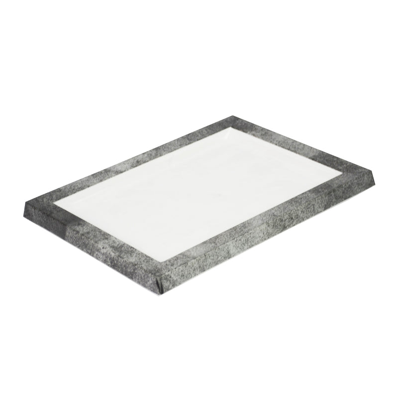 Urban 280 x 210 x 21mm Tray – White Melamine