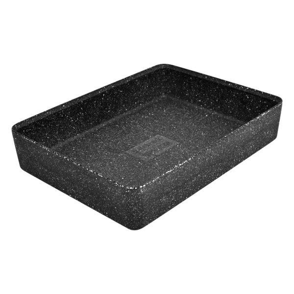 4.2L Kata Crock 346 x 260 x 70mm - Black Melamine