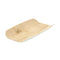 1/4 Tura Gastronorm Curved Display Tray- Natural Melamine