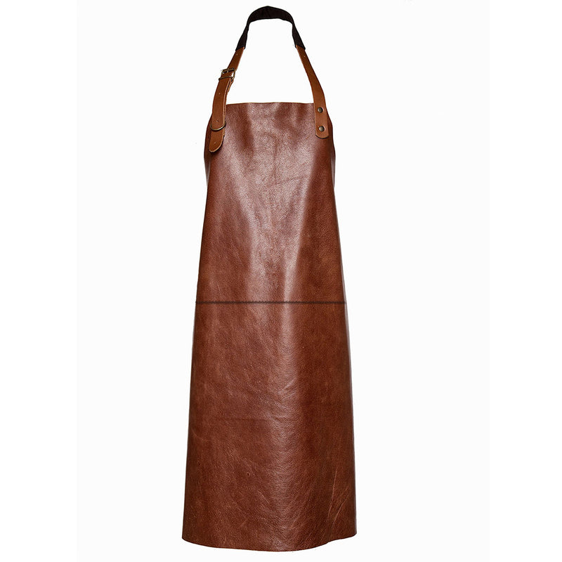 Tennessee Large Long Leather Apron