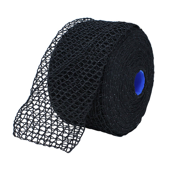 TruNet 24sq Premium Royal Black Elasticated Meat Netting