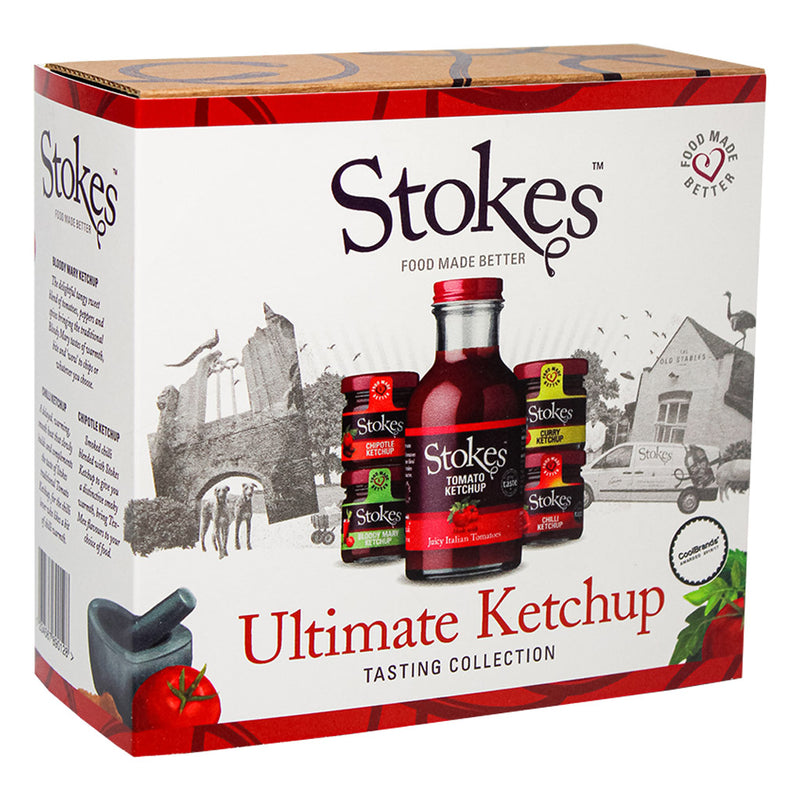 Stokes Ultimate Ketchup Collection Gift Box