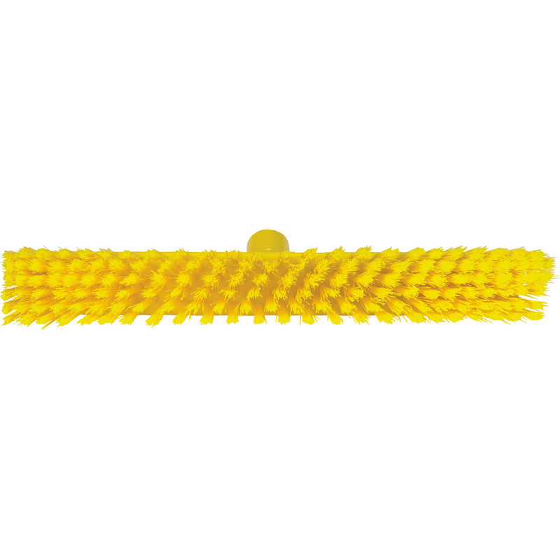 Yellow Broom Head - Soft Bristles