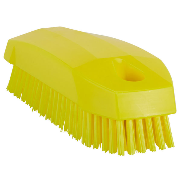 Yellow Nailbrush/ Small Scrubbing Brush