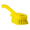 Yellow Washing/ Utility Brush - Short Handle