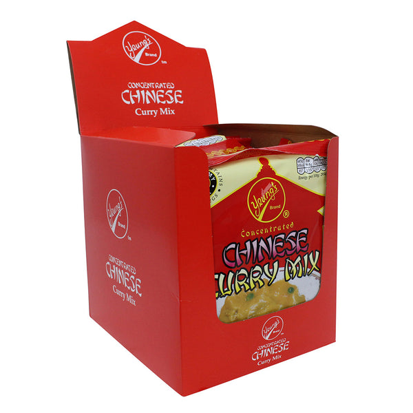 Chinese Curry Mix - 110g Sachets