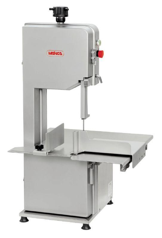 BC2000 Stainless Steel Mainca Meat Bandsaw