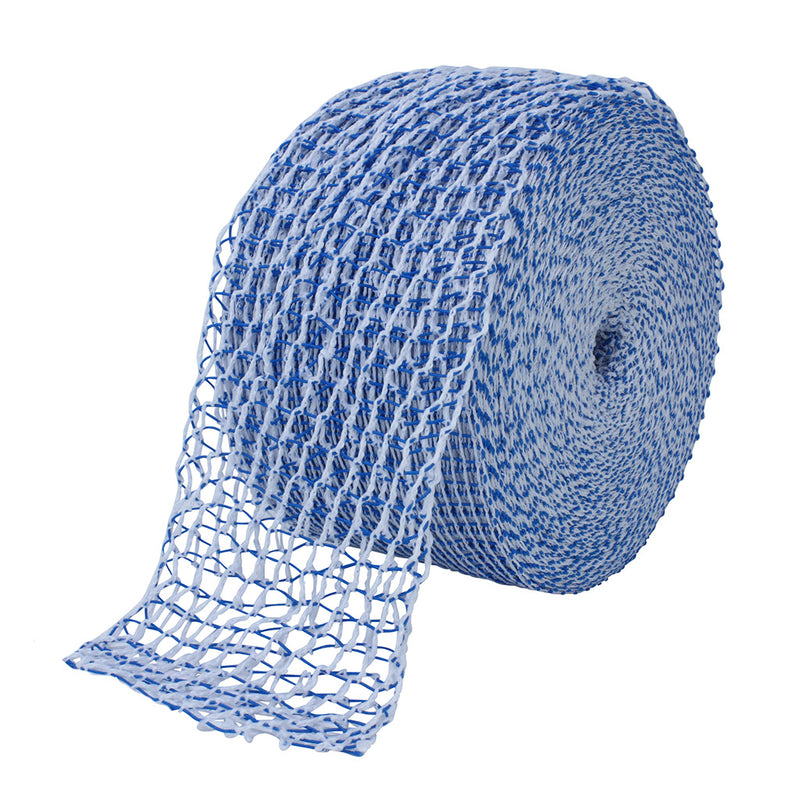 TruNet 24sq Economy Blue/White Elasticated Meat Netting