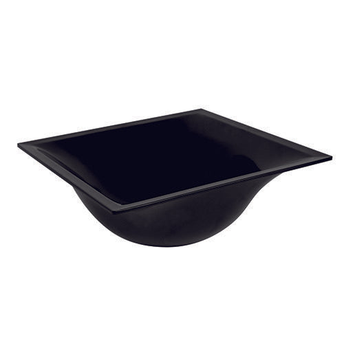2.5L Large Zest Bowl - Black Melamine