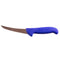 ErgoGrip Blue Butchers Curved Boning Knife - 5 inches (13cm)
