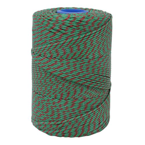 Polyester Green & Red Butchers String/Twine  Size in 100m (225g). From £4.00 per Spool