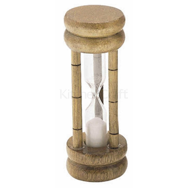 Traditional Three Minute Sand Egg Timer