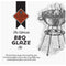 Ultimate BBQ Glaze Kit Includes 4 Different Flavours