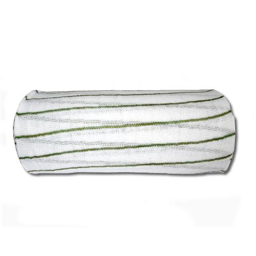 Muslin Cloth/Stockinette - White and Green (800gm Roll). From £3.76 per Roll