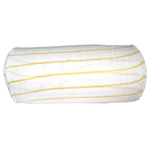 Muslin Cloth/Stockinette - White and Yellow (800gm Roll). From £3.76 per Roll