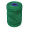 Polyester Emerald Green Butchers String/Twine  Size in 200m (425g). From £8.50 per Spool