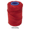 Polyester Racing Red Butchers String/Twine - Size in 100m (225g). From £4.00 per Spool