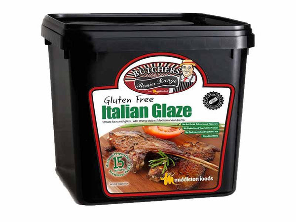 Gluten-Free Authentic Italian Glaze