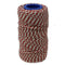 Rayon No 5 Red & White Butchers String/Twine  Size in 100m (190g). From £2.60 per Spool