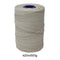 Rayon No 6 White Butchers String/Twine Size in 420m (500g). From £4.85 per Spool