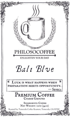 Bali Blue Moon (Best Seller) - PHILOSOCOFFEE