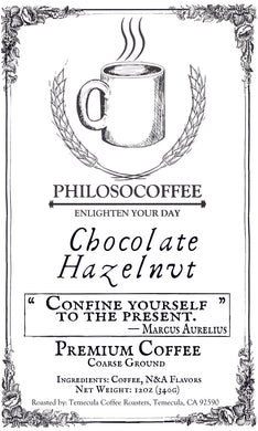 Chocolate Hazelnut - PHILOSOCOFFEE