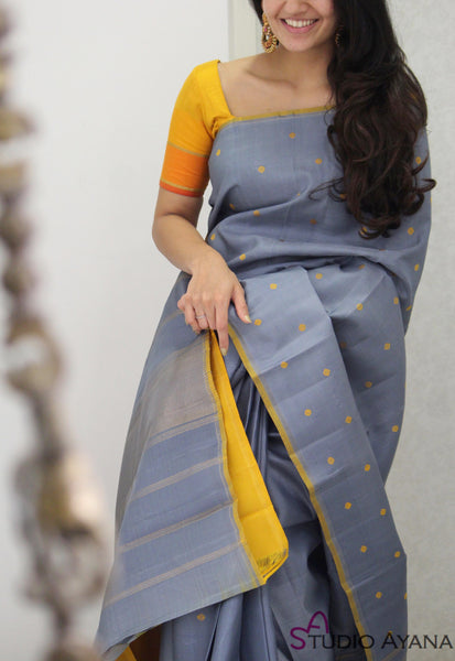 plain raw silk sarees