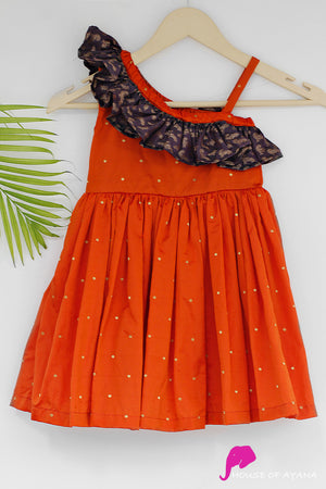 Cradle Frilled Dress