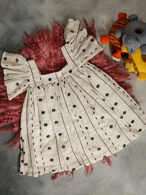 Tigger Frilled Wing Dress
