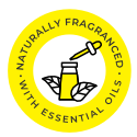 Naturally Fragranced with Essential Oils