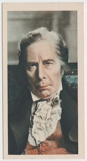 George Arliss 1934 Godfrey Phillips Film Stars Trading Card #15