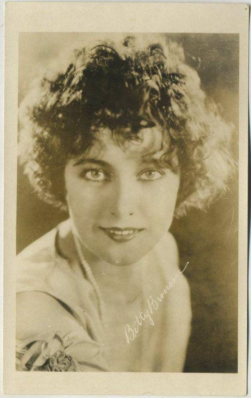 Betty Bronson 1920s AZO Real Photo Postcard - Film Star RPPC