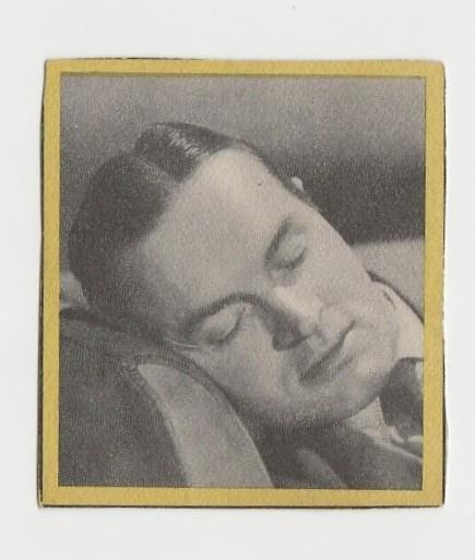 BOB HOPE Enciclopedia Cultural de CHICOS Trading Card 1940s Spain #C-1