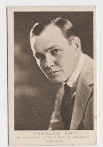 Charles Ray 1923 Bucktrout Cinema Stars Tobacco Card #48