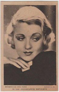 Constance Bennett 1936 R95 8x10 Linen Textured Premium Photo - EVERYTHING IS THU
