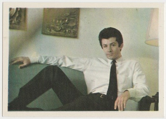 George Chakiris 1964 Cumbre Film and Recording Stars Trading Card #23