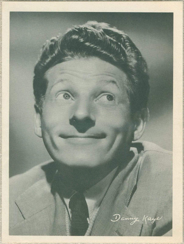 Danny Kaye 1946 Motion Picture Magazine Paper Premium Photo 7.5 X 10