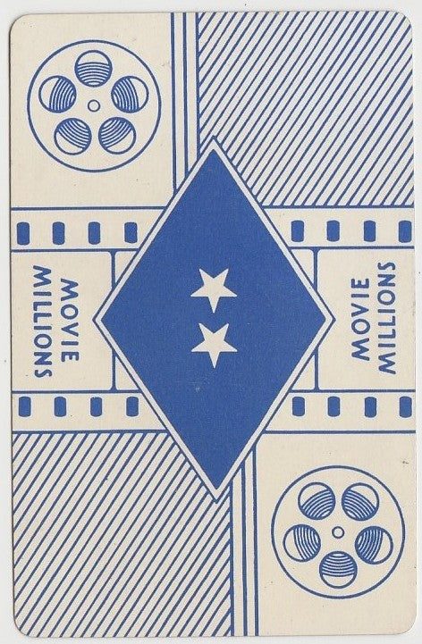 Gladys Swarthout 1938 Transogram Movie Millions Game Card