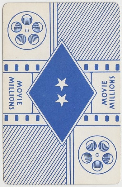 James P Hogan 1938 Transogram Movie Millions Game Card - Film Director