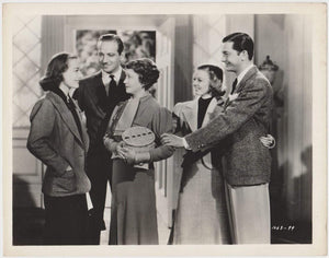 Joan Crawford MELVYN DOUGLAS Sullavan 1938 STILL PHOTO The Shining Hour 1063-99