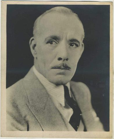 Lewis Stone 1920s Double Weight Matte 8x10 Promotional Photo