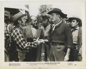 Lot of 8 Still Photos RANDOLPH SCOTT in FIGHTING MAN OF THE PLAINS (1949)