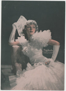 MARY MARTIN Enciclopedia Cultural de CHICOS Trading Card 1940s Spain #B-8