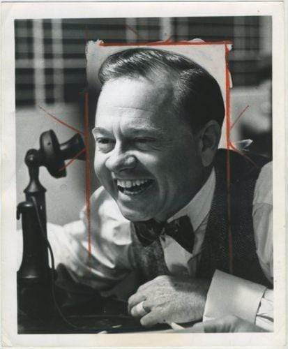 Mickey Rooney Finds Employment 1962 Date Stamped Press Photo