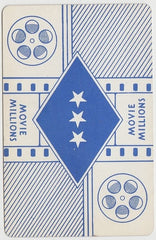 Preston Foster 1938 Transogram Movie Millions Game Card