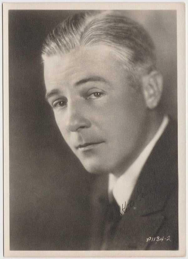 Skeets Gallagher Vintage 1920s Era 5x7 Movie Star Fan Photo