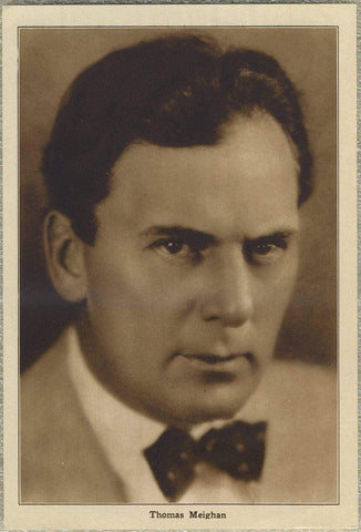Thomas Meighan 1930s Motion Picture Magazine Paper Premium Photo