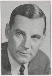 Walter Huston 1933 MOVIEBOOK CORP of New York Film Star Trading Card #21